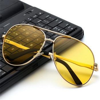 Водительские очки, поляризационные ночного видения night view nv glasses
