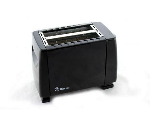 Тостер Domotec MS 3230 для гренок, тостов 650W, черный