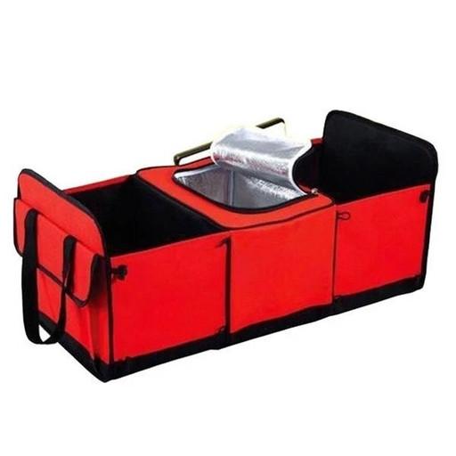 Органайзер холодильник в багажник автомобиля Trunk organizer & cooler