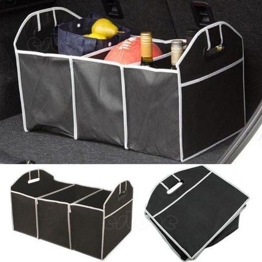Органайзер - холодильник в багажник автомобиля TRUNK ORGANIZER & COOLER (100)