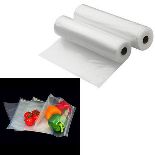 Пленка в рулоне для вакуумного упаковщика 5 метров, 20 см Рукав вакуумных пакетов - 88/20*500 - EL-G