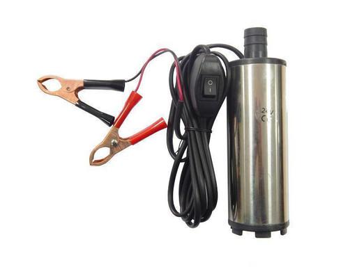Электро насос для перекачки Дизельного топлива 12V, Насос для дизельного топлива погружной