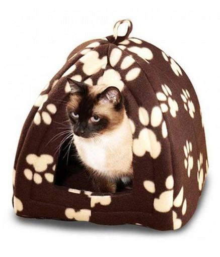 Мягкий домик Pet Hut для собак и кошек для домашних животных Пет Хат
