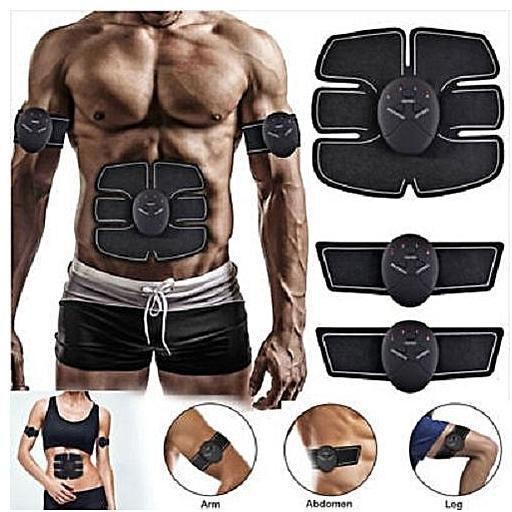 ТЫ Хочешь мощное тело к лету ?! Миостимулятор - Smart Fitness 3in1 EMS, тренажер для пресса, стимулятор мышц