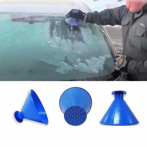 Скребок от льда FUNNEL SNOW REMOVER