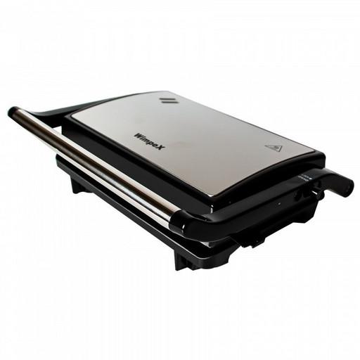 Гриль прижимной домашний Wimpex BBQ WX 1064 | тостер | сэндвичница | электрогриль | бутербродница