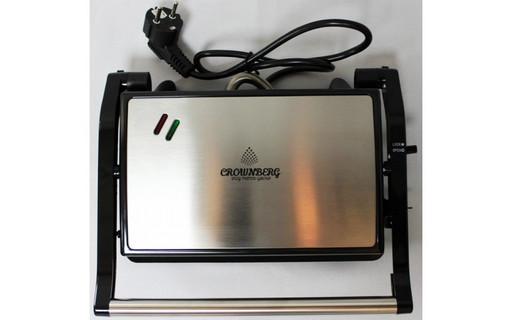 Гриль контактный Crownberg CB-1064
