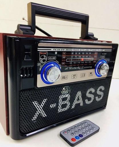 Радиоприёмник GOLON Model:RX628BT