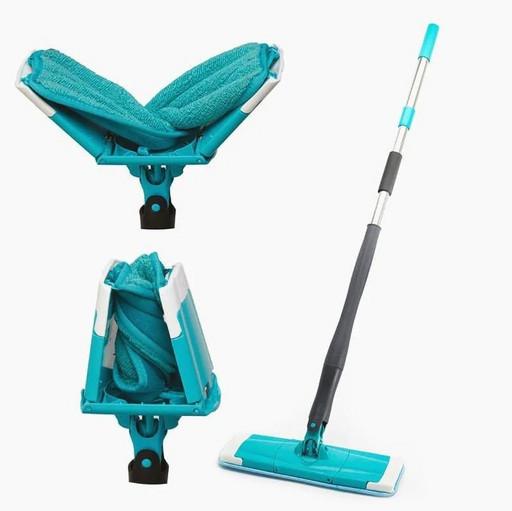 Швабра с отжимом для быстрой уборки Titan Twist Mop (2_008281)