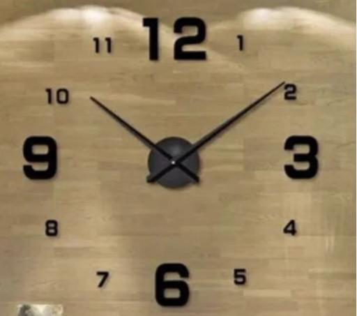 Часы настенные DIY Clock