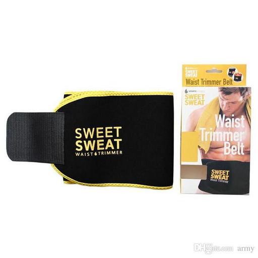 Пояс для Похудения SIZE XL с Компрессией Sweet Sweat Waist Trimmer Belt