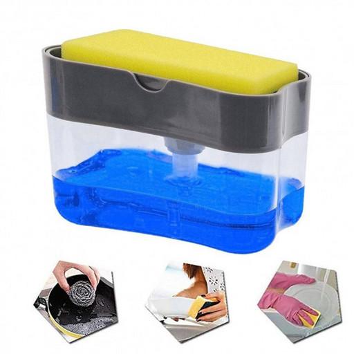 Диспенсер для миючого засобу Soap Pump Soap solution dispenser (M-124)