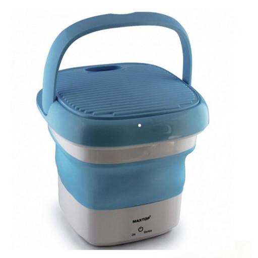 Складная мини стиральная машина Maxtop silicon washing machine