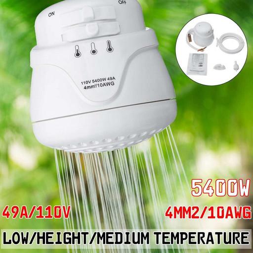 Проточный душевой водонагреватель ST-05 5400W