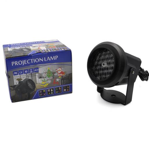 Диско лазер для праздничного освещения LASER SE 328-01 рисунков - 16, до 50кв.м, до 1м, лазер