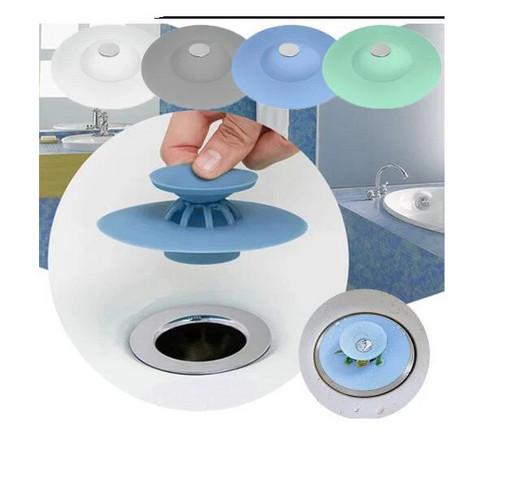 Фильтр заглушка для раковины/пробка для ванны 7301