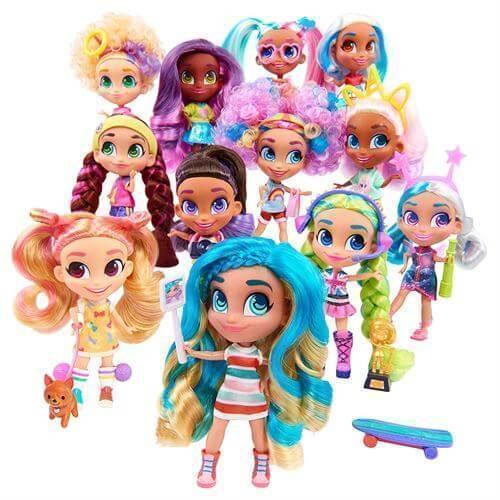 HAIRDORABLES (Хэрдораблс) - куклы с сюрпризами