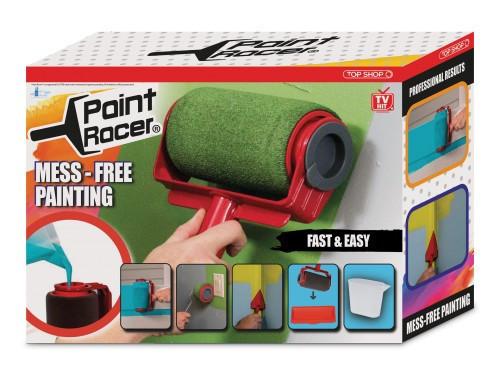 Валик для покраски Paint Racer с резервуаром