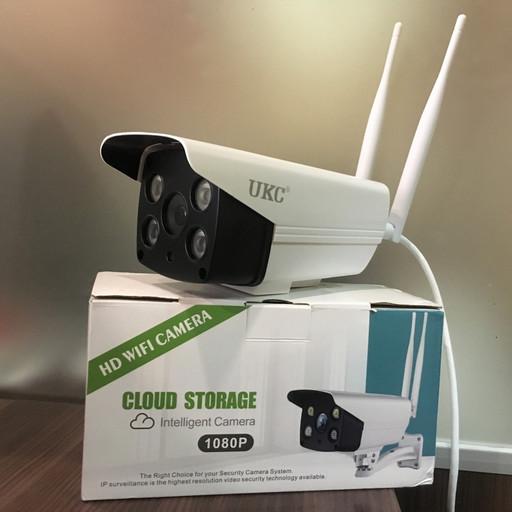 Камера для видеонаблюдения уличная беспроводная UKC CAMERA CAD 90S10B IP 2.0mp