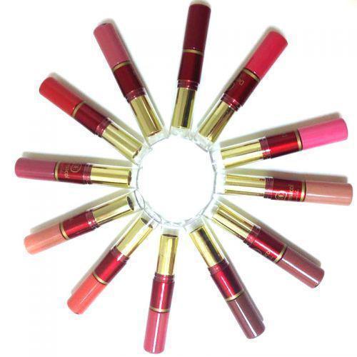 Практичный набор помад Dermacol DC 12 шт Высокое качество Яркие цвета Интернет магазин Розница Код: КДН3860