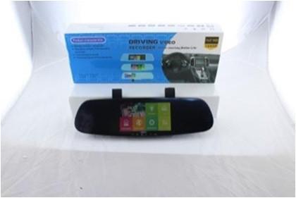 DVR зеркало CT600 Android с камерой заднего вида