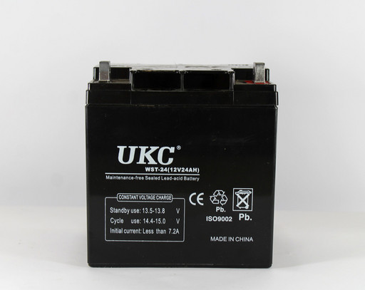 Аккумулятор BATTERY 12V 24A (2) в уп. 2шт.