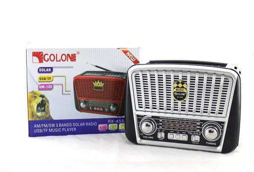 Радио RX 456 Solar  24