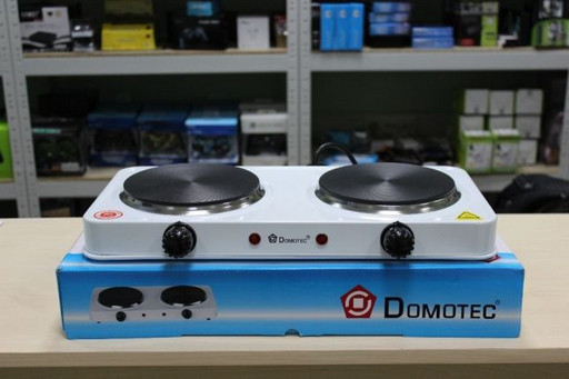 Электроплита Domotec MS-5822 2Д