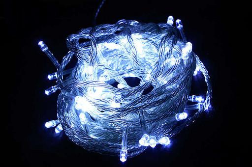 Гирлянда Нить 500 LED Белый