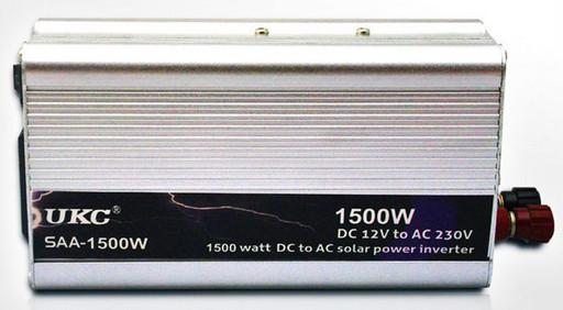 Преобразователь AC DC UKC SAA 1500W Инвертор