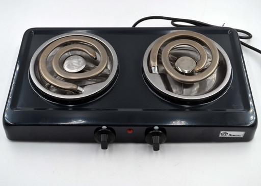 Спиральная плита Domotec MS-5532 (2000 Вт) Акция!