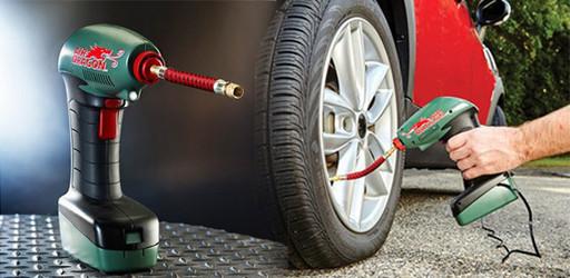 Автомобильный компрессор для накачивания шин автомобиля Air Dragon