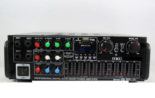 Усилитель мощности AMP 326+BT