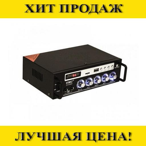 Усилитель звука c bluetooth AMP SN 003 BT