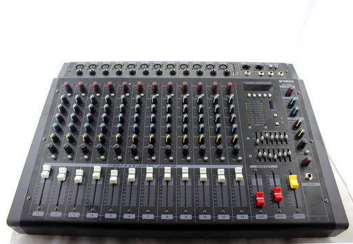 Аудио микшер Mixer BT 1208D (1)