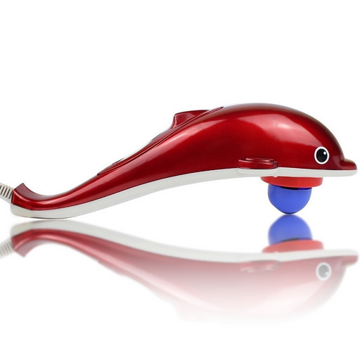 Ручной массажер Дельфин для тела Dolphin большой - 139515