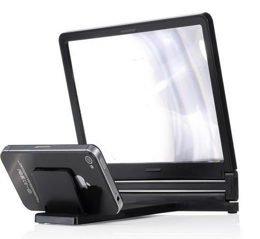 Подставка / Увеличитель 3D (х3) экрана для смартфона