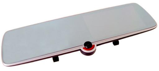 Видеорегистратор зеркало DVR C33 с тремя камерами 5'