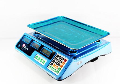Торговые Электронные Весы Domotec MS 587/987 ACS 50 кг Электровесы со Счетчиком Цены