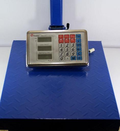 Весы ACS 1000KG 60*80