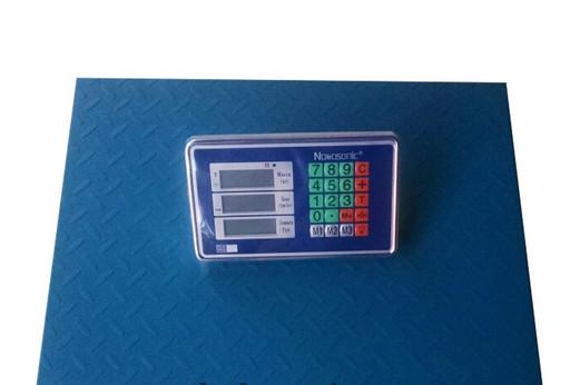 Беспроводные электронные торговые весы до 600 кг NK 600 WiFi Nokasonic, платформенные весы