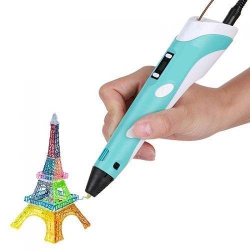 3D ручка Smart 3D Pen 2 c LCD дисплеем. Все цвета