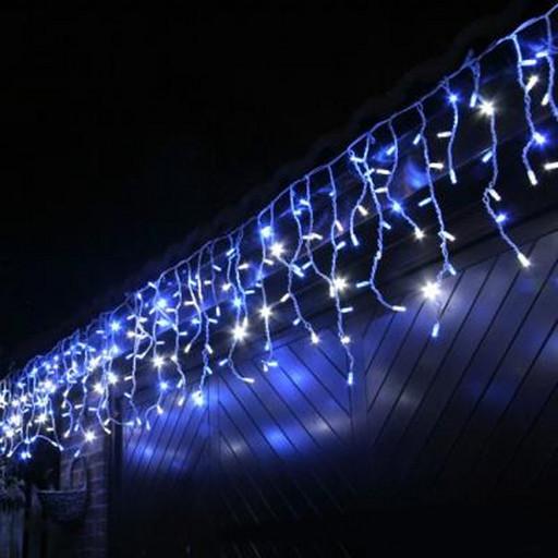 Гирлянда светодиодная Бахрома уличная