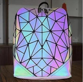 Женская сумка- рюкзак BAO BAO № 568 Хамелеон