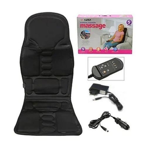 Массажная накидка massage robot cushion с функцией подогрева