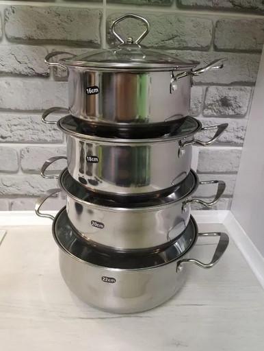 Набор посуды   Кастрюли   Набор кастрюль Royal Queen RY-2061