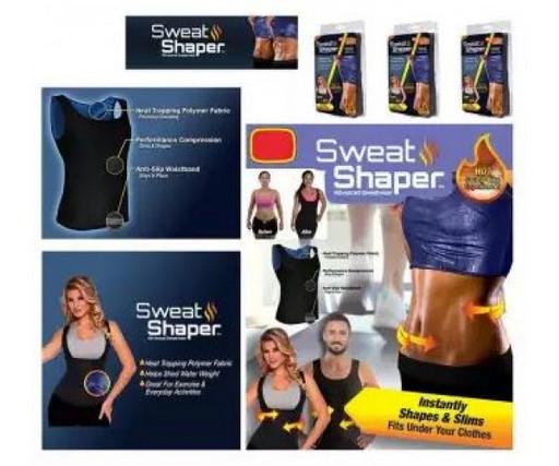 Жилет Sweat Shaper для похудения XL/XXL № E07-63 (100 шт/ящ)