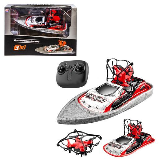 Катер-дрон-машинка BOLT CH405 3в1!