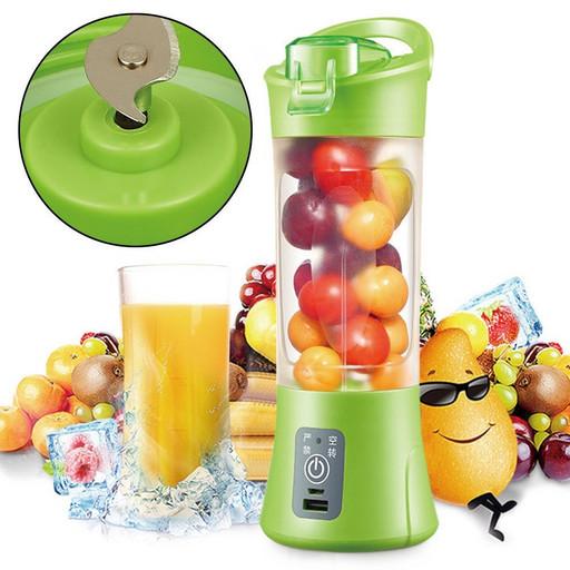 Фитнес-блендер Smart Juice Cup Fruits QL-602 Портативный миксер, шейкер с USB SMU Shop