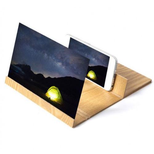 Увеличитель экрана телефона Enlarged Screen Magnifier ДЕРЕВО
